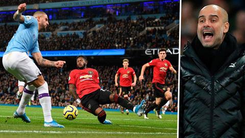 Guardiola cho rằng Man City bị bỏ qua 2 quả phạt 11m