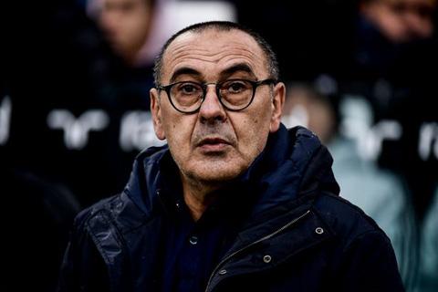 Đông đảo NHM Juventus yêu cầu sa thải Sarri