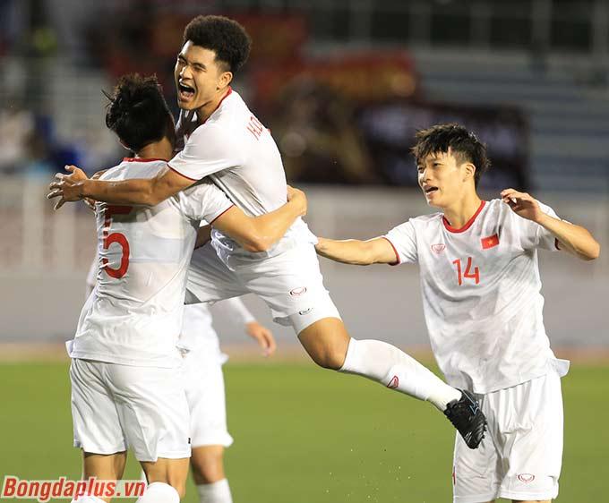 Đức Chinh đang có một giải đấu hay nhất của mình tính từ trước tới nay