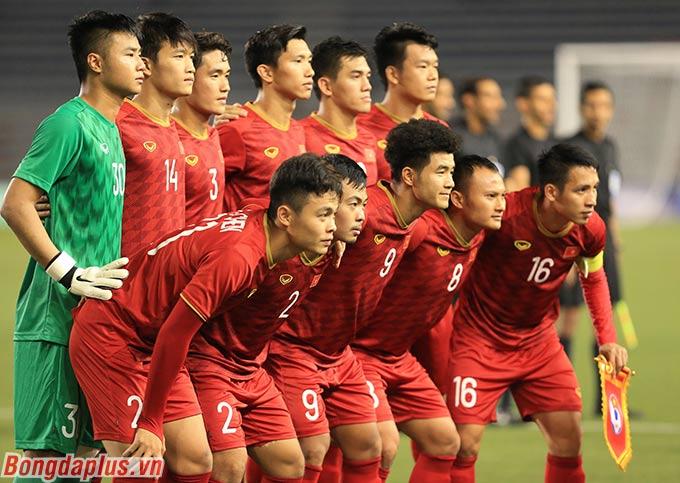 Đội tuyển U22 Việt Nam bước vào trận bán kết SEA Games lần đầu tiên sau 4 năm. Đối thủ của thầy trò HLV Park Hang Seo là U22 Campuchia.