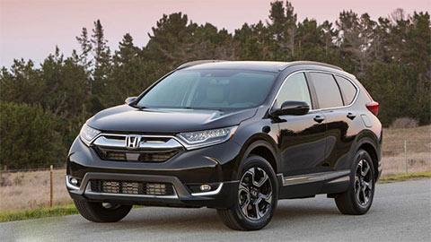 Honda CR–V 2019 giảm giá hơn 100 triệu đe nẹt Mazda CX-5, Hyundai Tucson