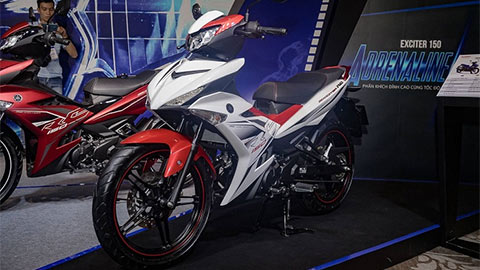 Giá Yamaha Exciter 150 2019 mới nhất tháng 12: Nhiều phiên bản giảm sốc khiến người dùng phấn khích