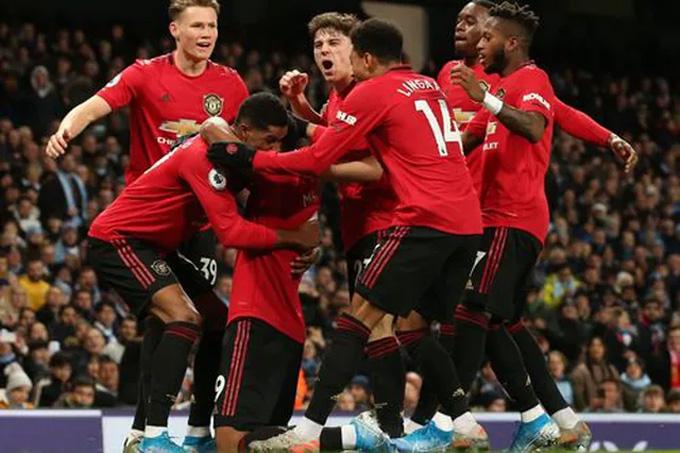 M.U đã có chiến thắng ấn tượng trước Man City