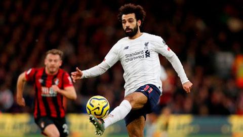 Salah cân bằn thành tích của Torres trong ngày cán mốc 100 trận tại Ngoại hạng Anh