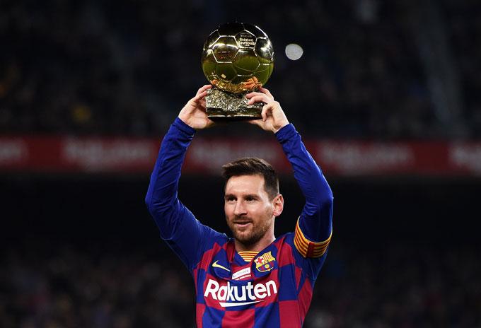 """Messi tiếp tục chứng minh đẳng cấp """"Quả bóng vàng"""""""