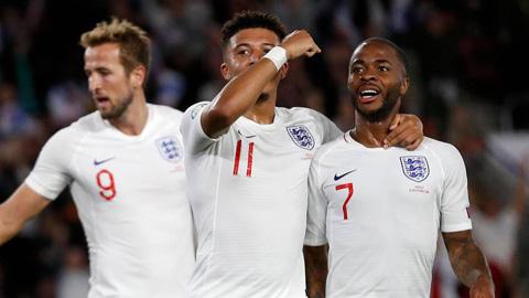 ĐT Anh chọn Italia làm 'quân xanh' trước EURO 2020
