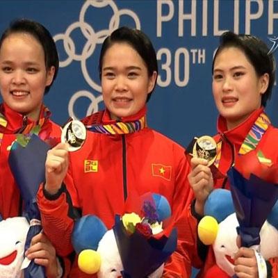 Lưu Thị Thu Uyên, Lê Thị Khánh Ly, Nguyễn Thị Phương