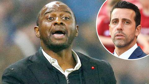 Vieira được sếp lớn hậu thuẫn để dẫn dắt Arsenal