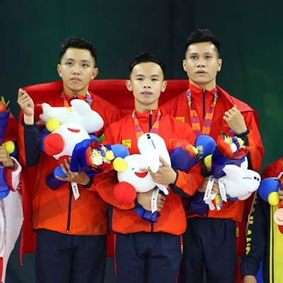 Nguyễn Việt Anh, Nguyễn Chế Thanh, Vương Hoài Ân