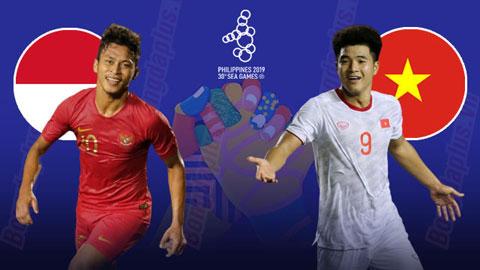 U22 Indonesia vs U22 Việt Nam, 19h00 ngày 10/12: Lịch sử gọi tên