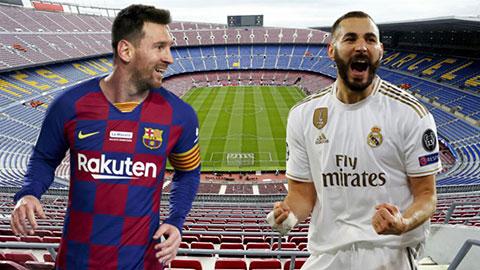 Barca và Real cùng tìm lại phong độ trước thềm El Clasico