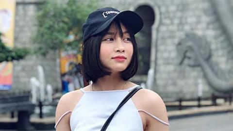 Hot-girl Hoàng Thị Loan bật mí số đo 3 vòng, thời điểm lấy chồng