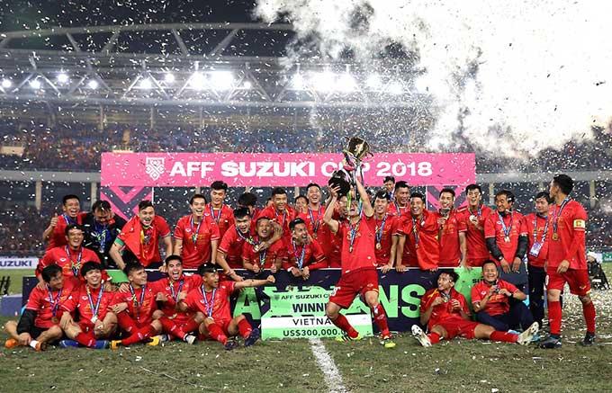 ĐT Việt Nam vô địch AFF Cup 2018