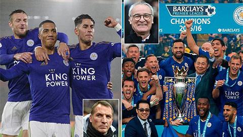 Leicester của Rodgers có đủ sức vô địch Ngoại hạng Anh? - kết quả xổ số gia lai