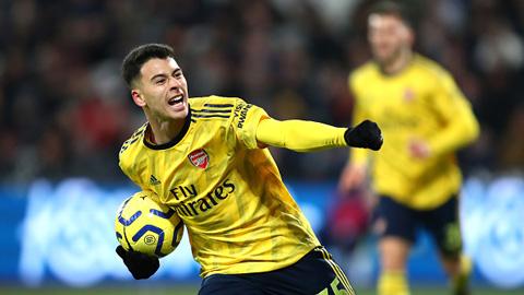 Sao trẻ Arsenal phá kỷ lục CLB, đạt tỷ lệ ghi bàn khó tin