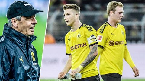 Brandt - Reus, công thức chiến thắng của Dortmund