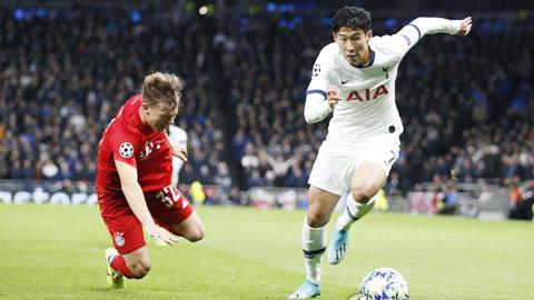 Bayern cần dè chừng tốc độ của Son Heung-min