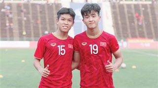 Danh sách U23 Việt Nam  chuẩn bị cho VCK U23 châu Á: Đình Trọng trở lại, Văn Hậu vắng mặt
