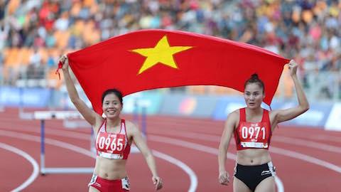 Nhìn lại SEA Games 30 của đoàn thể thao Việt Nam: Trên cả mong đợi