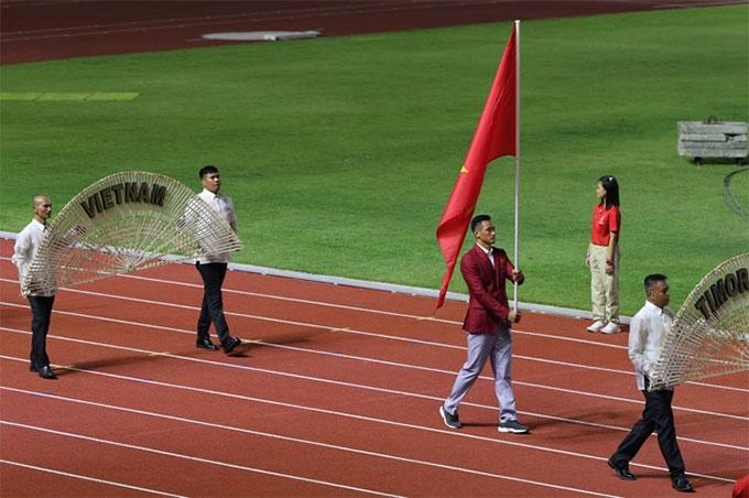 Đoàn thể thao Việt Nam xếp thứ 2 toàn đoàn tại SEA Games 30 - Ảnh: Hoàng Giang