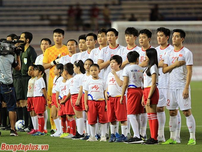 Sau 10 năm chờ đợi, U22 Việt Nam mới góp mặt ở một trận chung kết SEA Games.