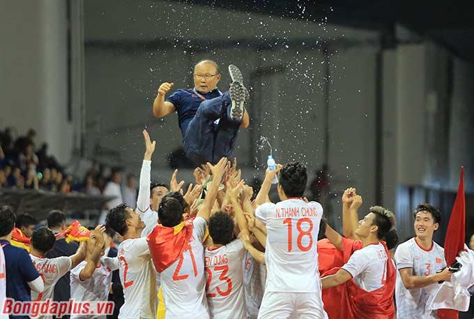 Dẫu sao, đây cũng là một chiến tích đáng tự hào của thầy trò HLV Park Hang Seo ở SEA Games năm nay.