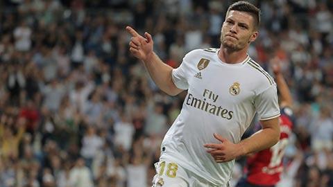 Real Madrid: Chờ Luka Jovic chứng minh năng lực