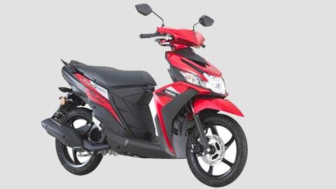 Yamaha Mio 125 thế hệ mới về VN, giá siêu rẻ ăn đứt Honda Air Blade 2019