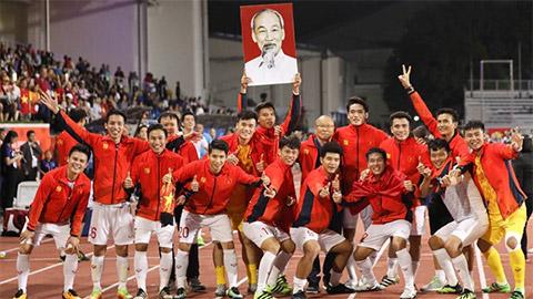 Chấm điểm đội hình 'Thế hệ Vàng' của bóng đá Việt Nam