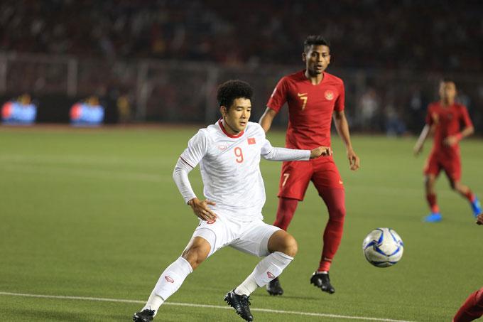 Bộ đôi Đức Chinh và Tiến Linh đã đóng góp cho U22 Việt Nam 14 bàn thắng tại kỳ SEA Games 30