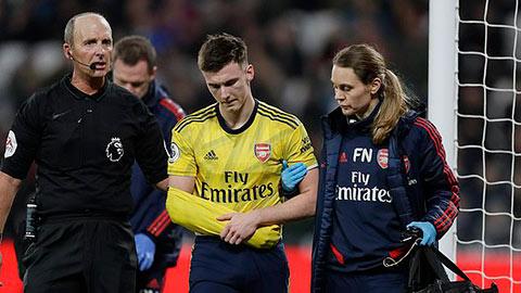 Arsenal trả giá đắt sau chiến thắng trước West Ham