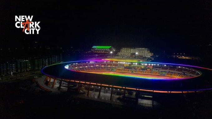 Sân Clark City sẽ diễn ra lễ bế mạc SEA Games 30