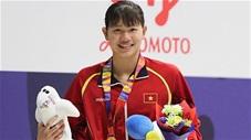 Những khoảnh khắc đẹp nhất của cô gái vàng Ánh Viên tại SEA Games 30
