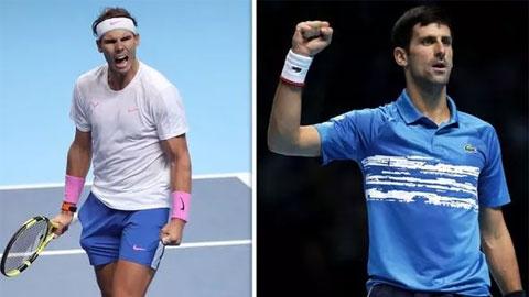 Nadal, Djokovic và Sharapova tranh cup bạc ở Abu Dhabi - kết quả xổ số bạc liêu