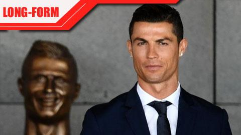 Ronaldo tham vọng trở thành Con Dê trong giới kinh doanh