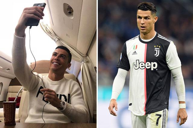 Ronaldo cũng là ông vua trên mạng xã hội
