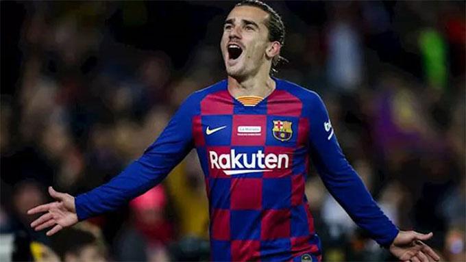Griezmann mới đầu quân cho Barca cách đây không lâu