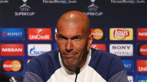 HLV Zidane đe dọa Liverpool trước lễ bốc thăm vòng 1/8 Champions League
