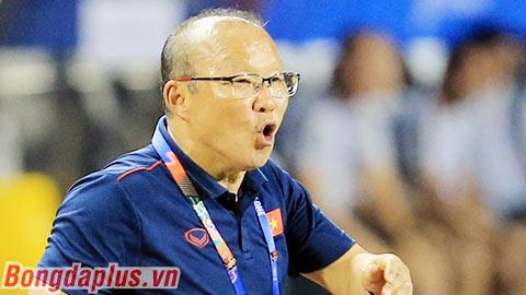 HLV Park Hang Seo: Giành Huy chương Vàng SEA Games nhờ mạo hiểm