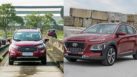 Hyundai Kona, Ford EcoSport ồ ạt giảm giá sốc đấu Honda HR-V - kết quả xổ số bạc liêu