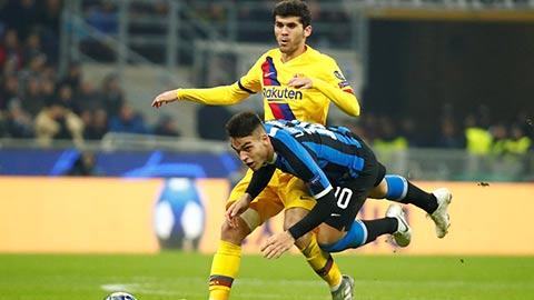Inter: Conte không phù hợp với Champions League