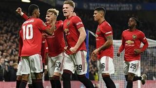 Soi kèo, dự đoán kết quả bóng đá ngày 12/12: Tâm điểm Man United, Arsenal, AS Roma