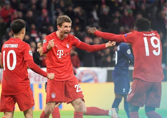 Bayern vẫn là một thế lực ở châu Âu