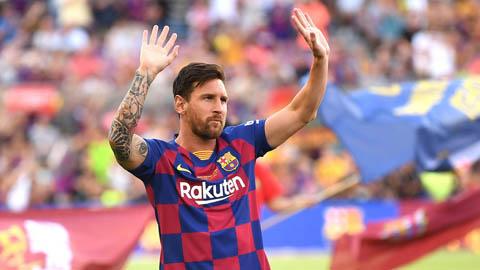 Messi khích tướng Real Madrid trước trận Siêu kinh điển