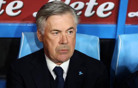 Ancelotti đã chọn Everton?