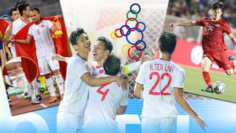 10 khoảnh khắc Vàng mang lại chức vô địch SEA Games cho U22 Việt Nam