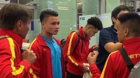 U23 Việt Nam lên đường sang Hàn Quốc, chuẩn bị cho VCK U23 châu Á 2020