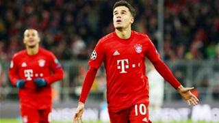 Có một Bayern khác ở Champions League...