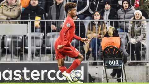 Bayern Munich: Coman lại chấn thương nặng
