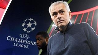 Với Mourinho, châu Âu cứ coi chừng Tottenham